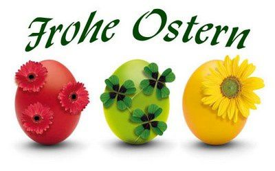 Frohe Ostern :*