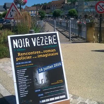 Noir Vézère 3e édition