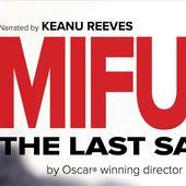 Mifune: The Last Samurai shown at film festivals