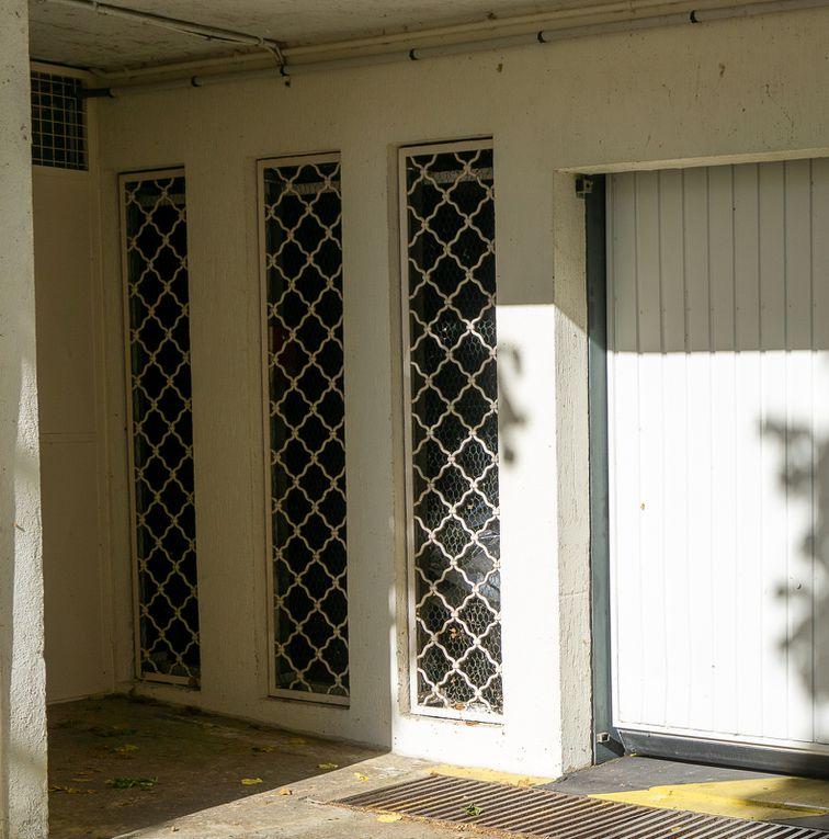 Porte de sortie - Avant/Après -  Extérieure/ intérieure