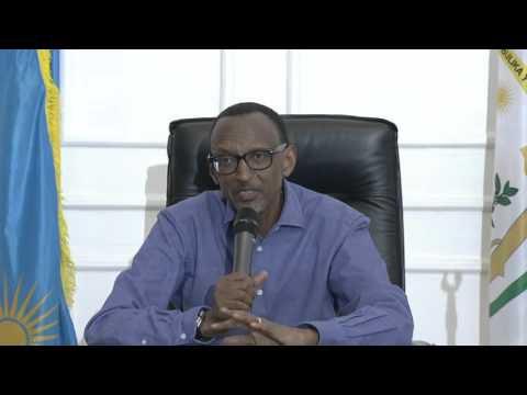 Ngo Kagame arashaka intambara vuba byihuta!