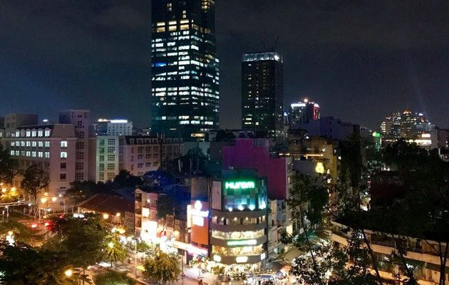Office for lease in district 1 - Ho Chi Minh City