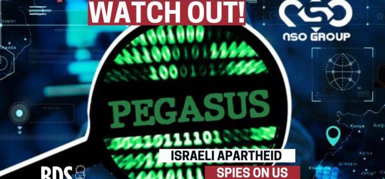 Un appel de Palestine : unissons-nous contre la cyber-surveillance et la répression