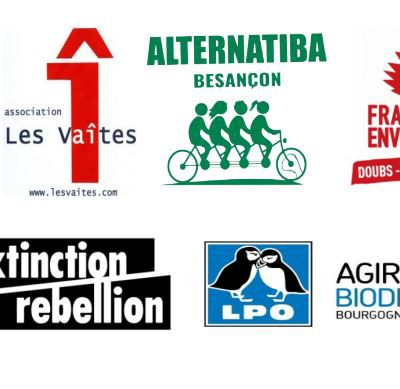 6 associations à la Conférence citoyenne