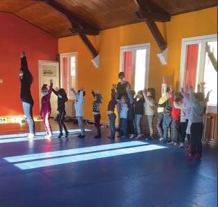 Saint André les Alpes: Les écoliers bientôt sur les planches