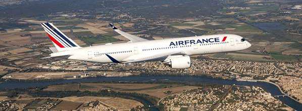 Inmarsat's award-winning GX Aviation inflight broadband now available with Air France