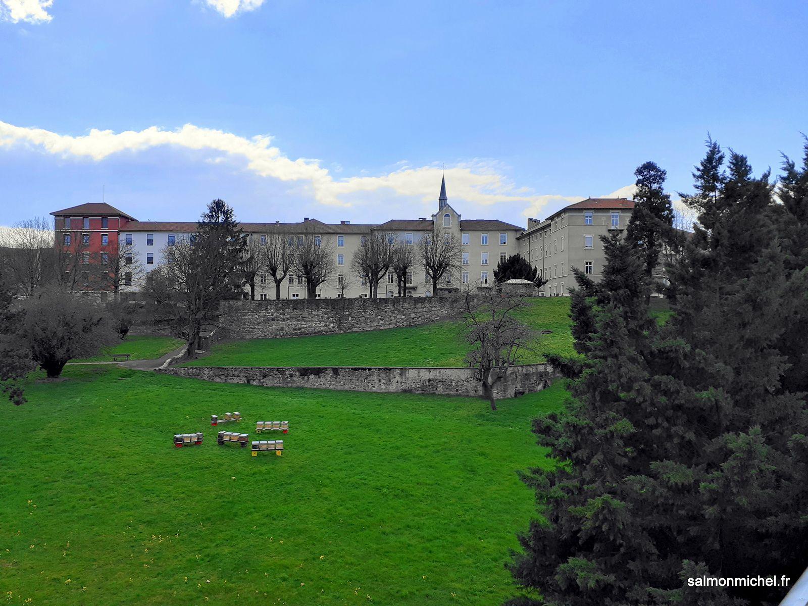 Le Parc des Hauteurs - Fourvière - mars 2021