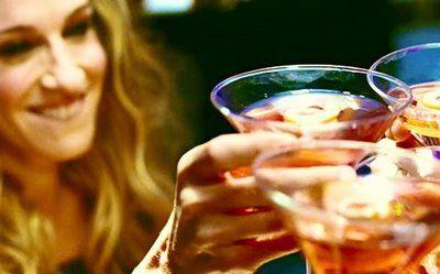 Recette du cocktail pour une soirée entre nanas