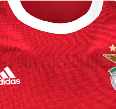 maillots Benfica 2015-2016