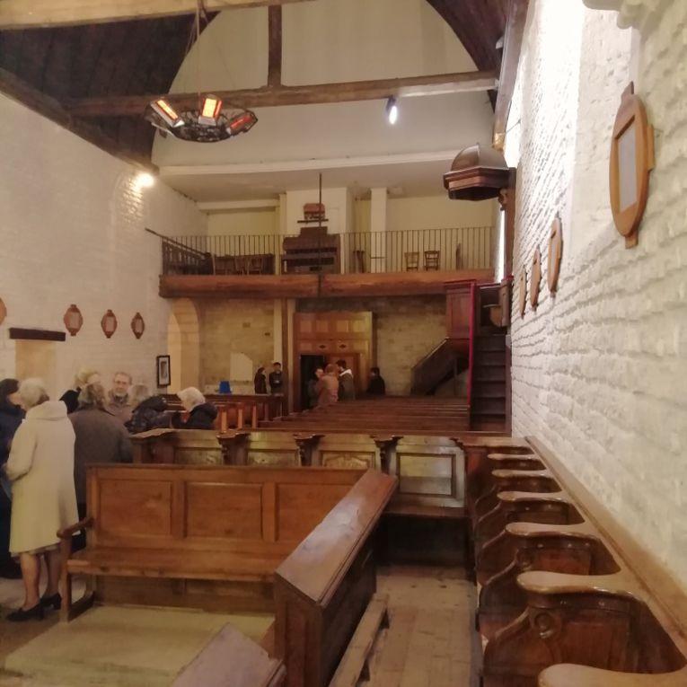 Quelques images de l'église de Champs/Yonne