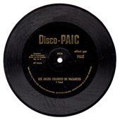 disco paic : les jolies colonies de vacances - tournedix-le-gaulois