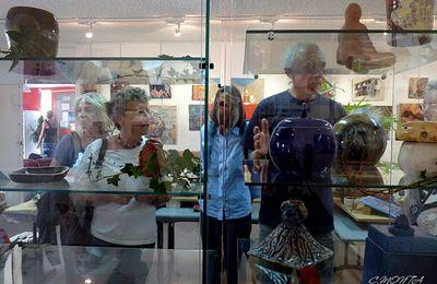 Deux expositions pour présenter son travail et rencontrer les autres !