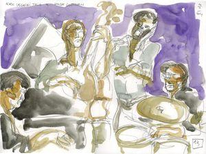 Lagny Jazz Festival 2014, premier jour (vendredi 10 octobre)