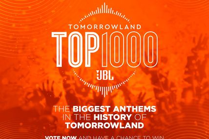 Tomorrowland top 1000 - vote for your favourite anthems