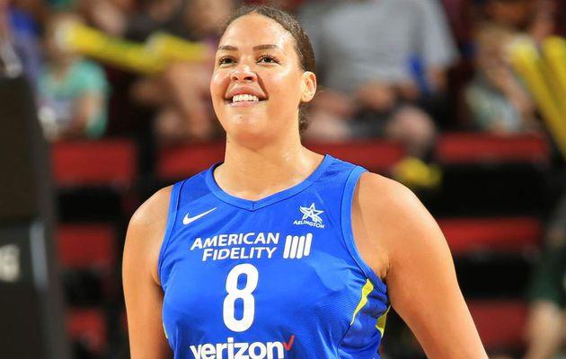 WNBA : Liz Cambage veut quitter les Wings de Dallas