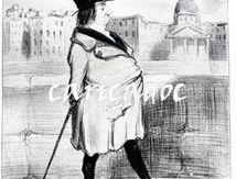 Les Représentants représentés, Honoré Daumier