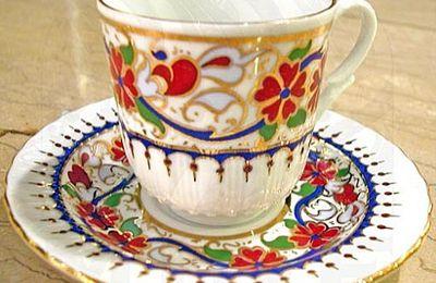 Die Tischkultur der Osmanen