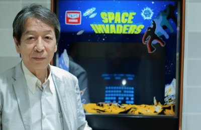 Space Invaders bichonné sur C64