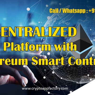 MLM Business with Ethereum Dapp and smart contract-Crypto app factory