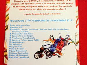 #festival #pyrénicimes #Pibrac #charlotteblabla blog