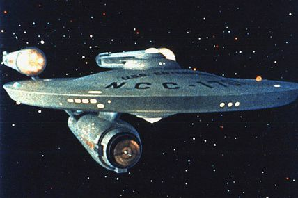 Star Trek : to boldly go where no man has gone before...