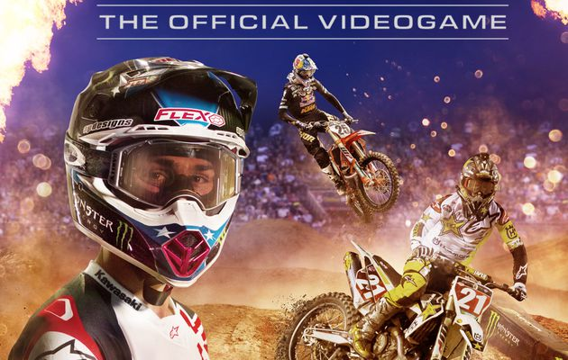 [TEST] MONSTER ENERGY SUPERCROSS THE OFFICIAL VIDEOGAME 2 XBOX ONE X : Fun et en progrès!