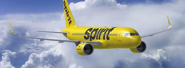 100 appareils de la famille A320neo pour Spirit Airlines