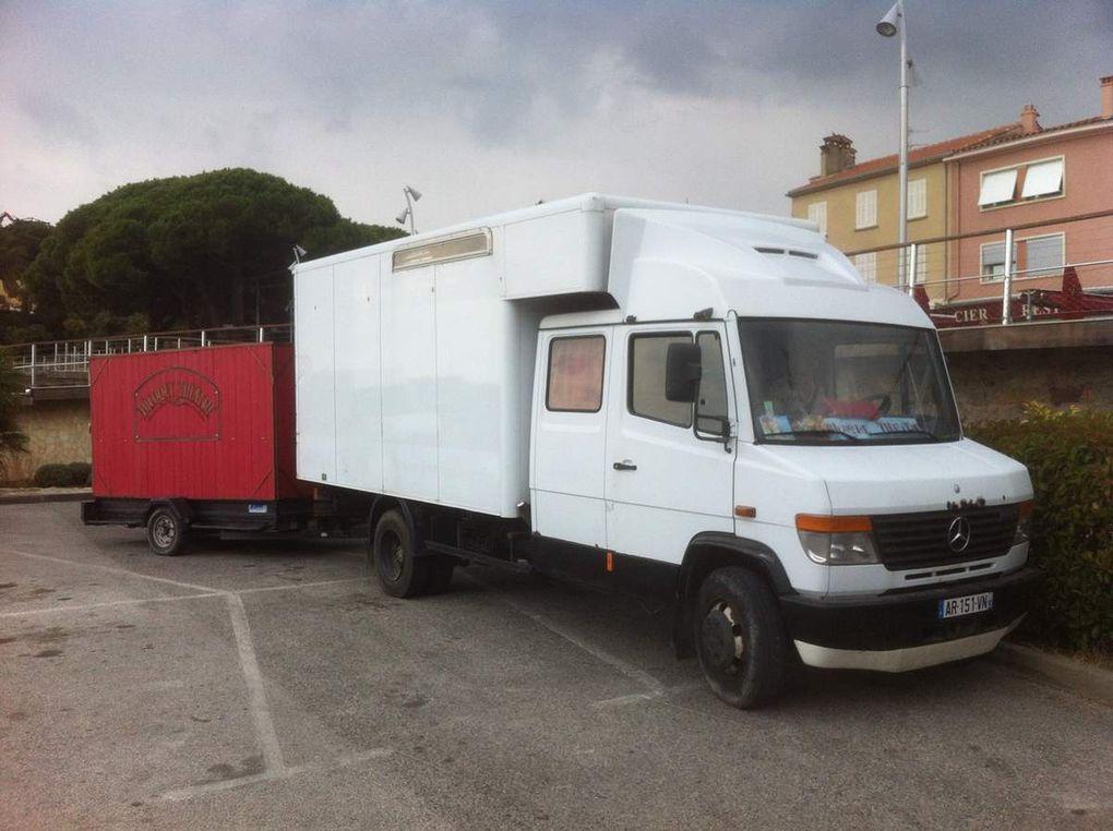 Camion à vendre / Envoyé par la cie Archibald Caramantran le 05.07.19