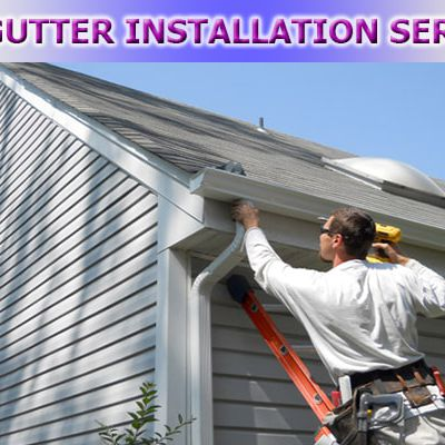 Top 5 Reasons You Must Install Seamless Gutters Today!