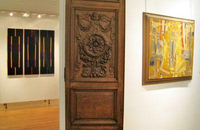 Porte sculptée, musée Tavet-Delacour