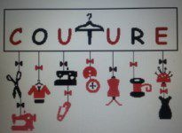 """SAL """"Ma petite Couture"""" Objectif  1"""