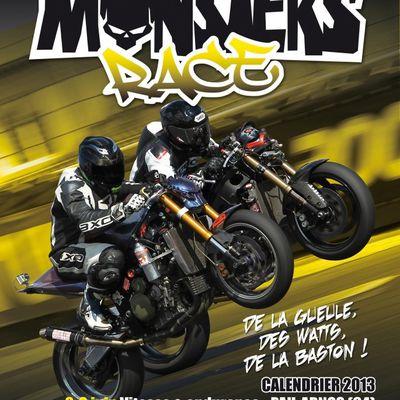 MONSTERS RACE 2013