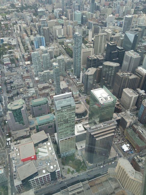 Kingston, Toronto inkl. Niagara Fälle