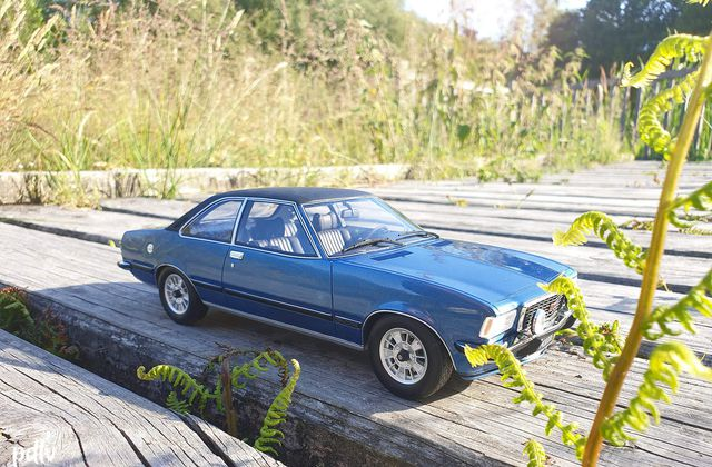 1/18 Opel Commodore GS/E, OttOmobile (OT668)