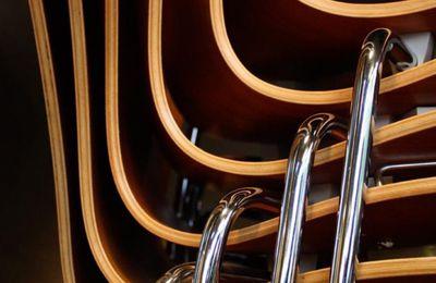 Chaises Jacobsen série 7