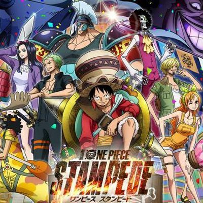 One Piece: Stampede [HD-2019] Pelicula completa Online HD Latino