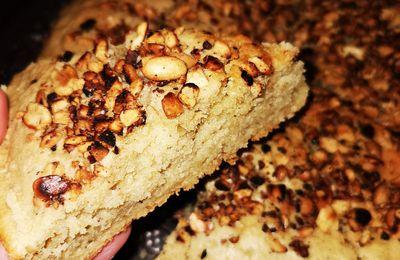 Gâteau aux cacahuètes du Sénégal [Recette]