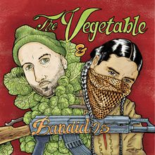 """White Mic & Deuce Eclipse - """"the vegetable & the bandidos"""" (2016)"""