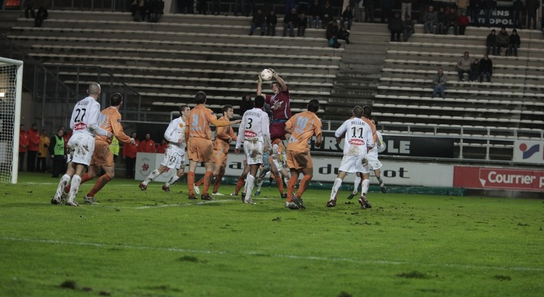 Championnat National - Saison 2009/2010