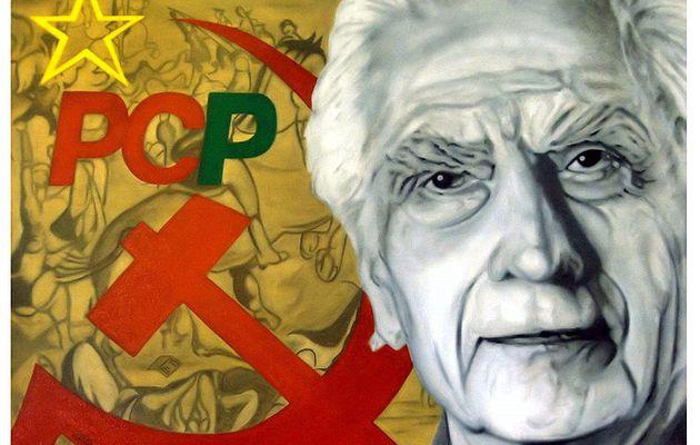 Il y a 5 ans... le dirigeant historique du PCP, Alvaro Cunhal nous quittait, bref rappel d'un engagement communiste de toute une vie
