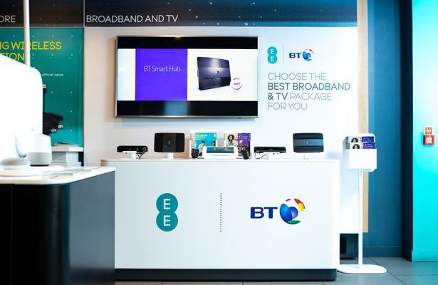 BT Returns To The High Street As Customer Service Returns To The UK