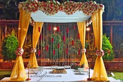 Floral Wedding Themes With The Best Flower Decorators In Chennai