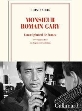 Monsieur Romain Gary