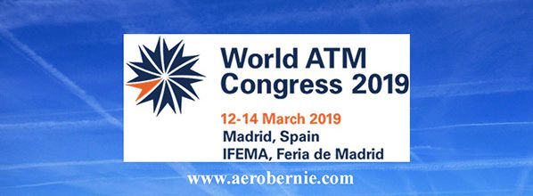 Aerobernie at the World ATM Congress (Madrid)