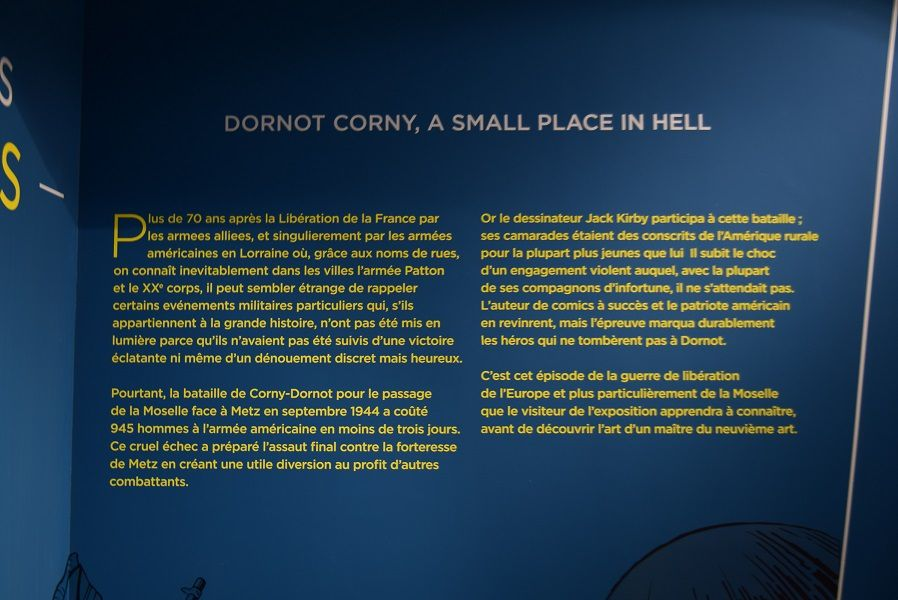 LES HEROS OUBLIES - DORNOT-CORNY sur MOSELLE - A SMALL PLACE IN HELL
