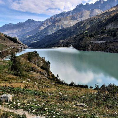 43a – Vers le col du Grand-Saint-Bernard : 16 km (1104 km)