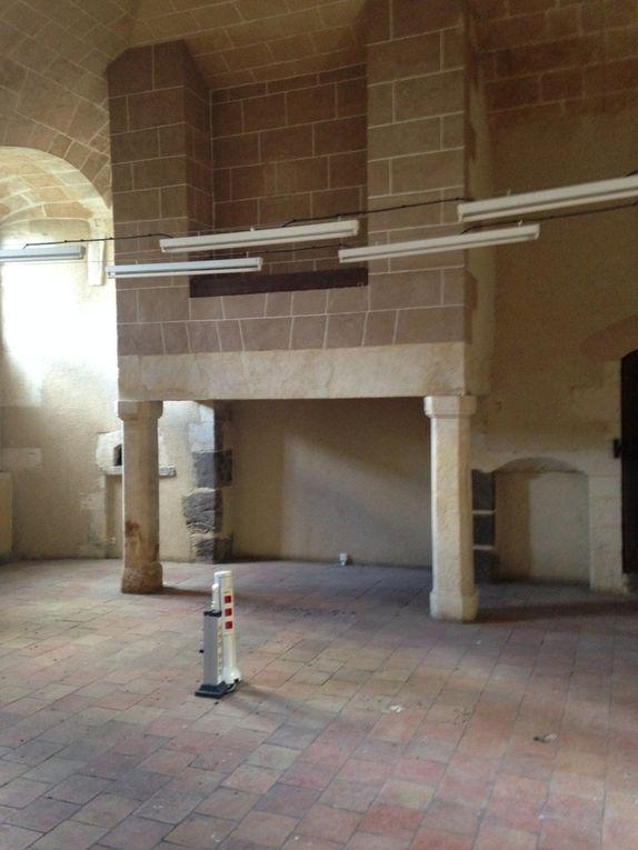 (Re)découvrir en images le couvent de la visitation avant travaux