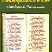 """""""Poeti contemporanei e non. Antologia di poesia civile"""", Edizioni Agemina (2012)"""