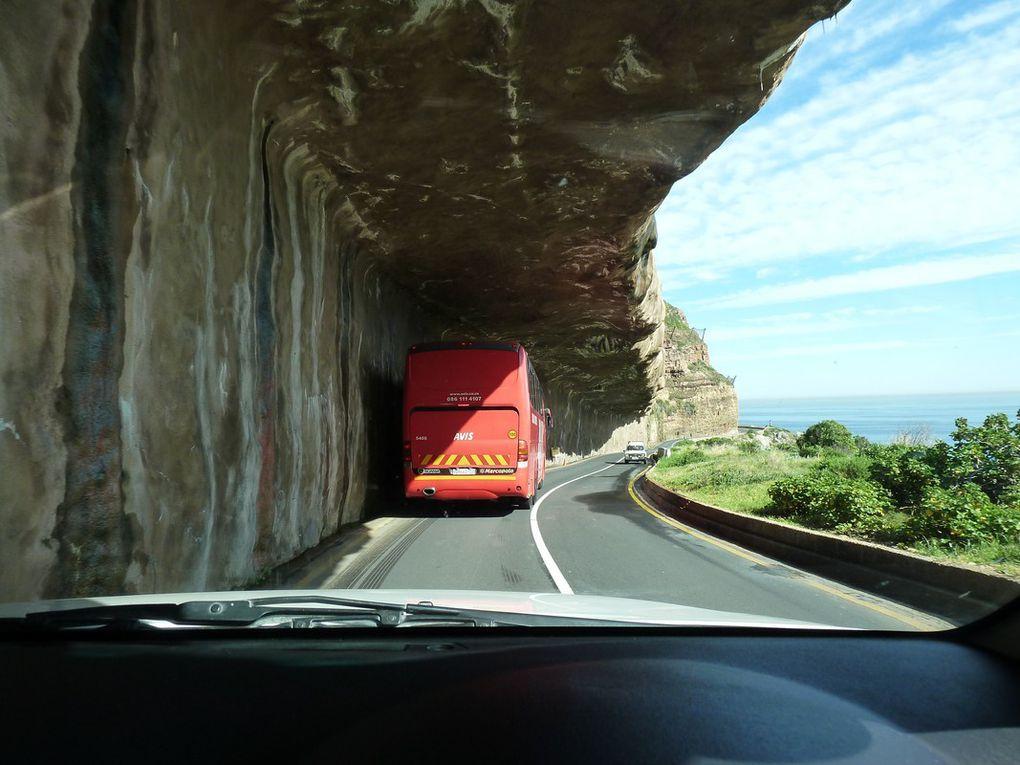 J6 - Sur la route de la Namibie