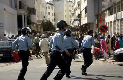 VIDÉO : La police marocaine réprime une manifestation pro-palestinienne (MEE)